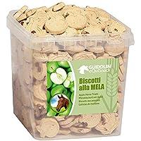 EQUISNACK 984 Biscotti alla Mela 2.5 kg - 1 Secchiello