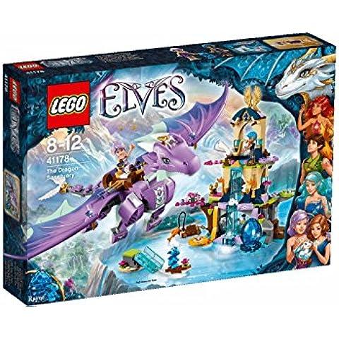 LEGO Elves - Santuario del dragón (6137014)