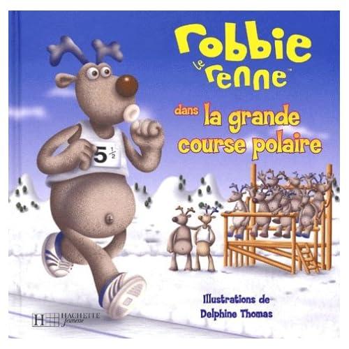 Robbie le renne dans la grande course polaire