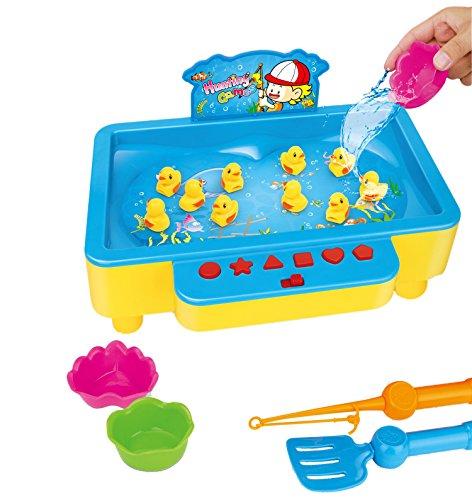 Brigamo 5624 - Angelspiel für Kinder als Badewannenspielzeug oder fürs Planschbecken thumbnail