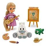 Rapunzel Mini Animator Puppe Playset