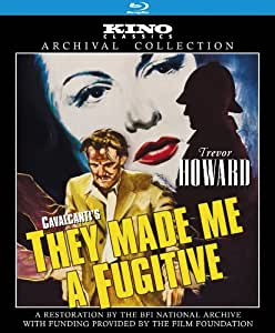 They Made Me a Fugitive [Blu-ray] [1947] [US Import]