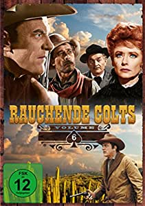Rauchende Colts - Volume 6 (Replenishment) [6 DVDs]