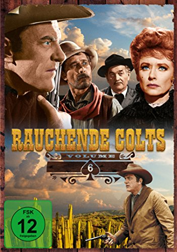 Rauchende Colts - Volume 6 [6 DVDs] (Rauchende Colts)