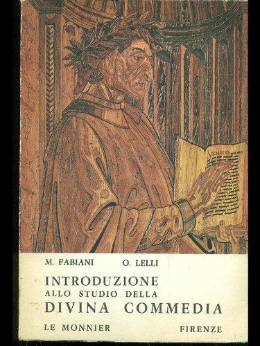 Introduzione allo studio della Divina Commedia