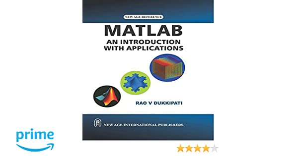 Matlab For Mechanical Engineers By V Dukkipati Pdf