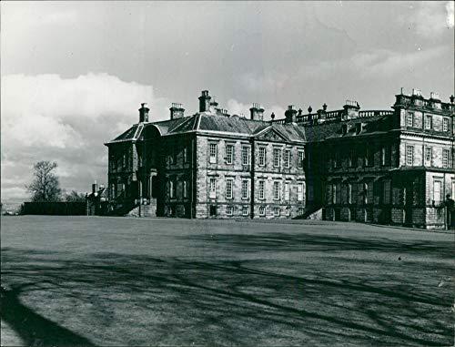 Fotomax Vintage Photo of Hopetoun House - Hopetoun House
