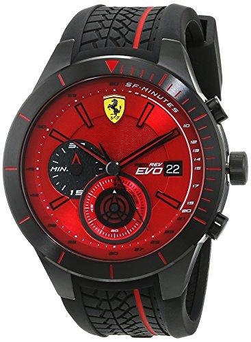 Reloj Scuderia Ferrari para Hombre 830343