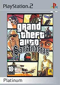 GTA : San Andreas - platinum