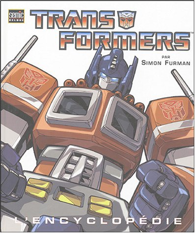 Transformers : L'encyclopédie par Simon Furman