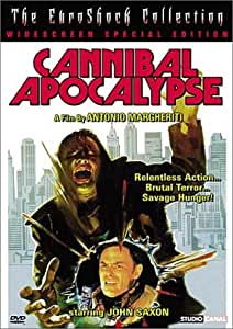 Cannibal Apocalypse [DVD] [1980] [Region 1] [US Import] [NTSC]