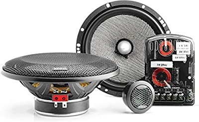 """Focal 165 A1, 120W, 6-1/2"""" 2-way Access 1 Series Component Car Speakers System"""
