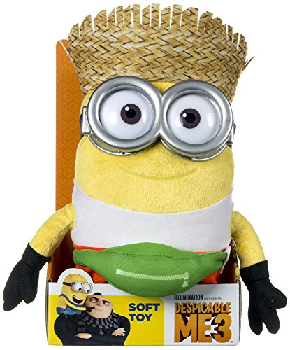 Despicable Me 9084B DM3freedonian Dave Soft Spielzeug (mittel)