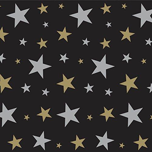 Beistle 52102Star Hintergrund, 4-feet von 30-feet