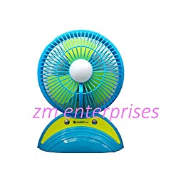 ZM JY SUPER 6880 fan rechargeable with battery high speed 21 s.m.d lights with lights high brightness assorted colors.