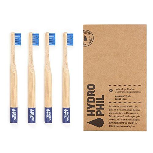Hydro Phil Spazzolino in bambù per i bambini