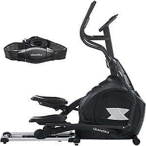 skandika Carbon Pro Ellipticals Und Crosstrainer, Black, XXL