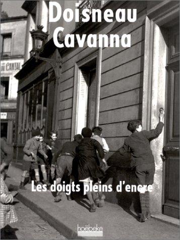 Les doigts pleins d'encre par François Cavanna