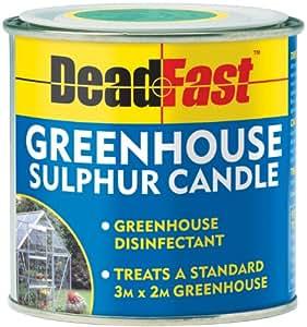 Deadfast 300g Greenhouse Sulphur Candle