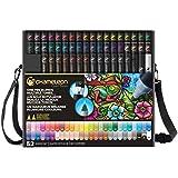 Chameleon Marker Set 52 Pen Deluxe Set