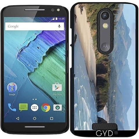 Custodia per Motorola Moto X (3 generation) - Scena Oceano