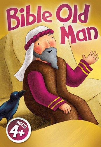 Bible Old Man (Jumbo Card Game)