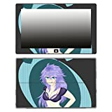 'DISAGU SF de 105152 _ 999 Design d'écran pour Microsoft Surface RT Motif « ecchi Girl 01 Blue Transparent