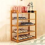 Shoe cabinet/Shoe rack Europäischer moderner einfacher mehrstöckiger Schuhaufbau Schuhständer (Länge 60cm * Breite 25cm * Höhe 87cm)