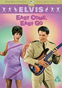 Easy Come, Easy Go [DVD] [1967]