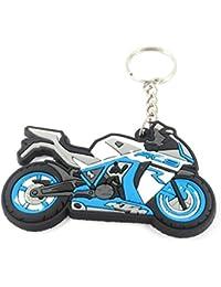 Key Era Single Sided KTM Bike Multi Colour Rubber Keychain & Keyring For Bikes, Cars, Bags, Home, Cycle, Men,...