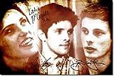 Colin Morgan, Katie McGrath und Bradley James fotografía en afiche o póster. Lámina artística y original para regalo 30x20 cm