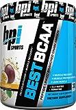 BPI Best BCAA Aminosäure Aminos Muskelaufbau Regeneration Diät Fitness Bodybuilding 300g (Rainbow Ice - Regenbogen Eis)