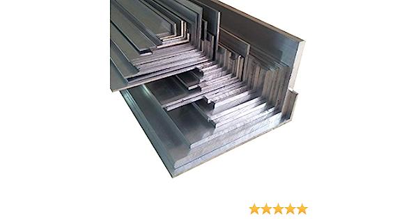 Aluwinkel 70 x 15 x 2 mm Winkelprofil ungleichschenklig Alu Winkel Aluprofil Aluminiumprofil L Profil aus Aluminium 600 cm 3 Stck. /á 200 cm