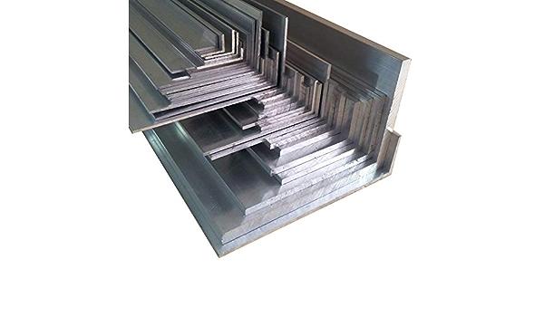 Aluminium Winkel Aluwinkel Walzblankes Aluprofil Winkelprofil 25x25x3mm 2000mm