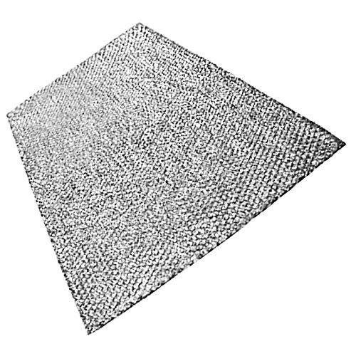 Spares2go grande aluminio malla filtro para Ariston Cocina Campana/ventilador Extractor ventilación (89x...