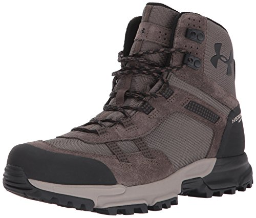 Under Armour Mens Post Canyon Mid Waterproof Maverick Brown/Black/Black