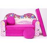 H16 S Mini sofá infantil con diseño de café con diseño de bebé sofá juego de cojines para colchón suave de terciopelo diferentes coloures