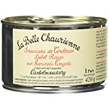 La Belle Chaurienne Saucisses de Toulouse Label Rouge aux Haricots Lingots 420 g - Lot de 3