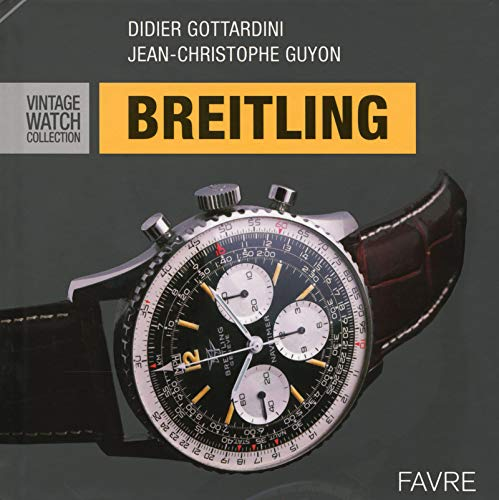 The vintage watch collection: Breitling par Didier Gottardini