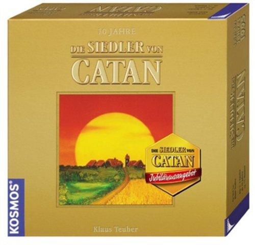 Kosmos - Die Siedler von Catan - Gold Edition