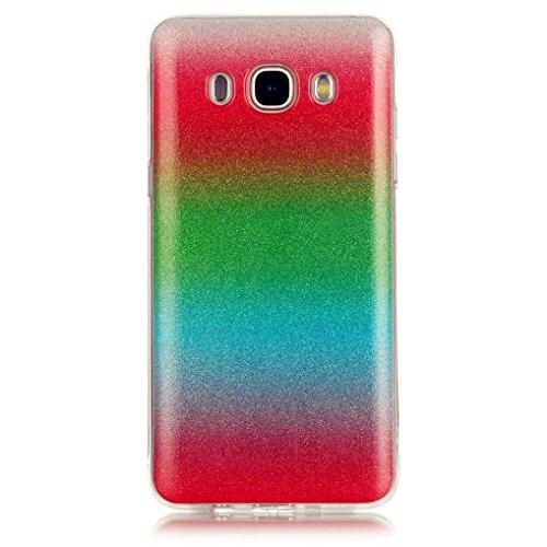 KSHOP Etui pour iphone 6/iphone 6s (4.7) Case Cover TPU en Souple Silicone Ultra Mince Shock Absorption Coque Transparente Bumper Modif Peint - frites Couleur 2