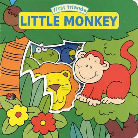 Little monkey [ First Friends]