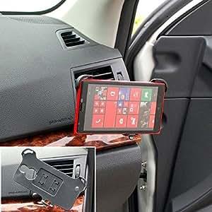 Support grille d'aération de voiture pour Nokia Lumia 1520