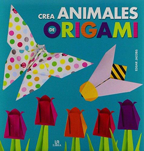 Crea animales de origamí (Manualidades con Papel) por Edgar Jacobs