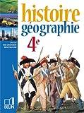 Histoire géographie 4ème