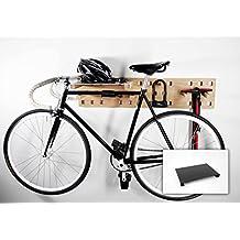Fahrradhalterung Wand Holz suchergebnis auf amazon de für fahrradhalterung wand holz