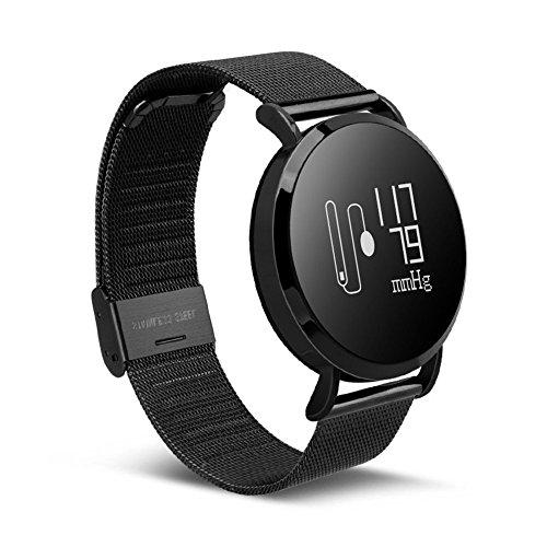 ker, Fitness-Uhr, Activity Tracker Herzfrequenz-Monitor mit Schlaf-Monitor mit Schrittzähler und Wasserdicht für K Ids Frauen Männer anrufen SMS für Android Oder IOS Smartphones ()