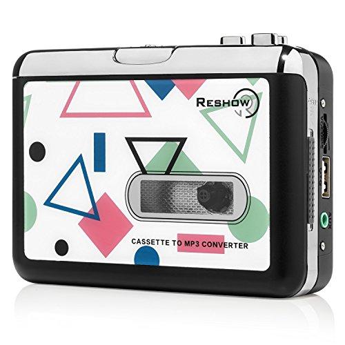 USB-Kassette/Kassettenspieler-Konverter Konvertiert in MP3 in USB-Flash-Laufwerk