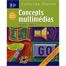 Concepts multimedia