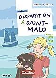 Disparition à Saint-Malo